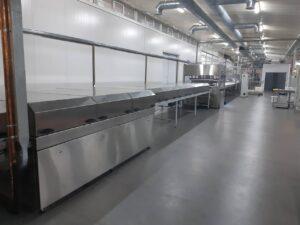 Холодильні тунелі